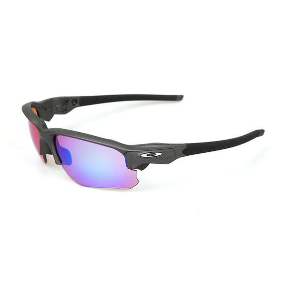 Oakley Mens Grey Flak Draft Prizm Golf Sunglasses main image