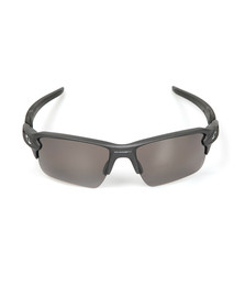 Oakley Mens Grey Flack 2.0 XL Prizm Daily