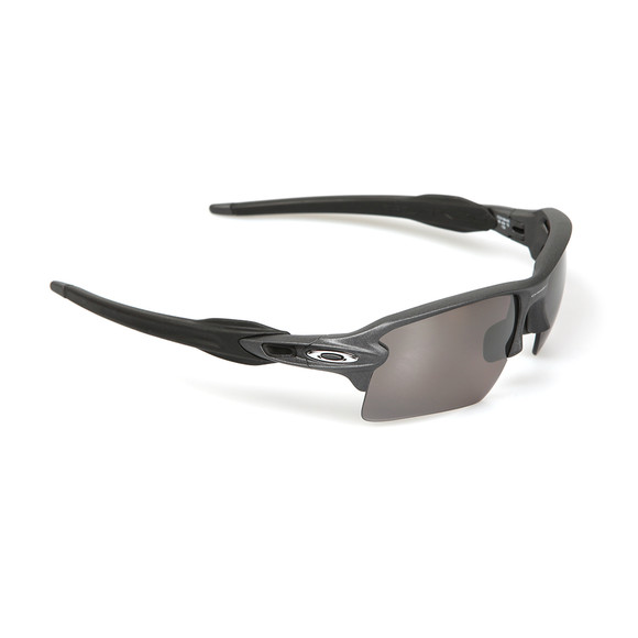 Oakley Mens Grey Flack 2.0 XL Prizm Daily main image