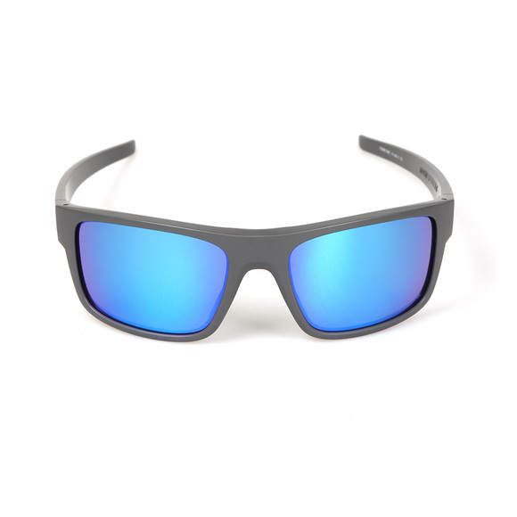 Oakley Mens Grey Drop Point Sunglasses main image
