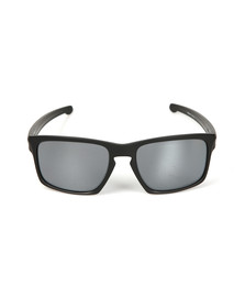 Oakley Mens Black Sliver Prizm Sunglasses