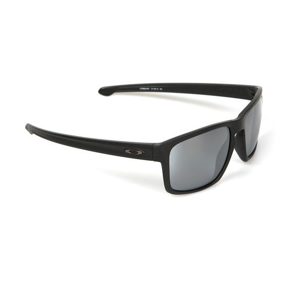 Oakley Mens Black Sliver Prizm Sunglasses main image