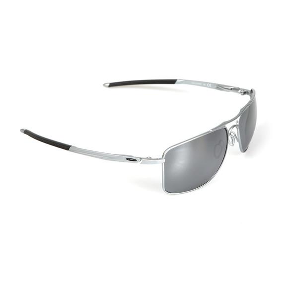 Oakley Mens Grey Gauge 8 Sunglasses main image