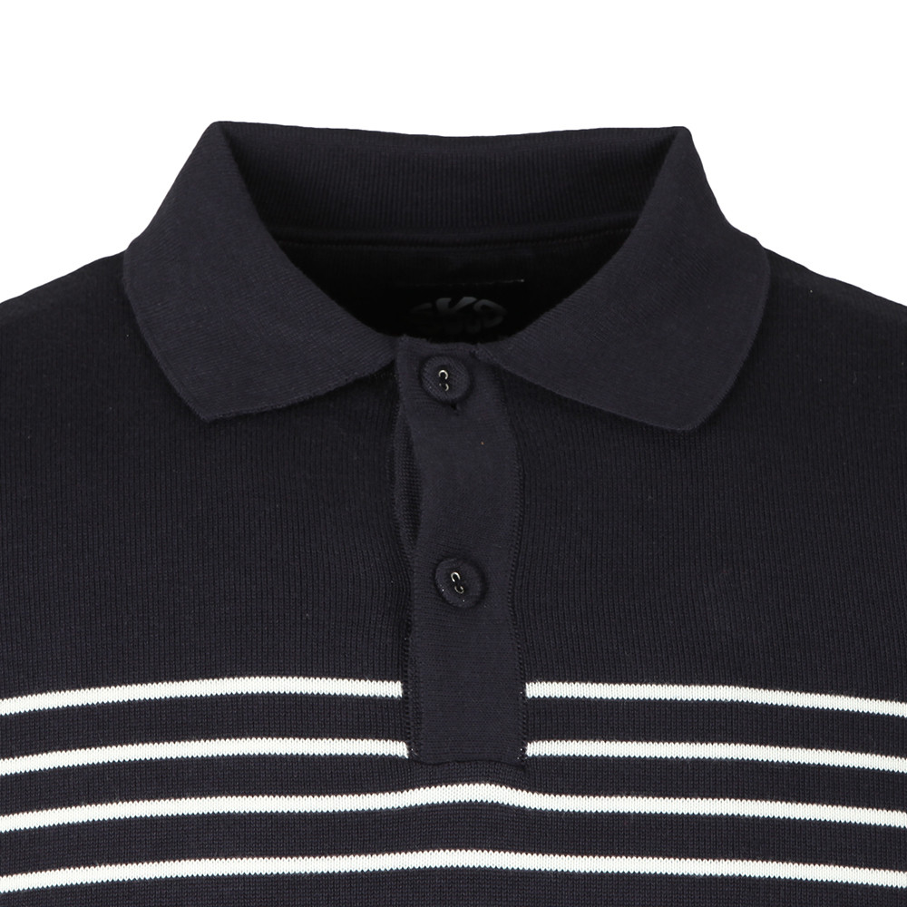 S/S Fine Gauge Polo main image