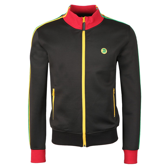 Trojan Mens Black Trojan Track Jacket main image