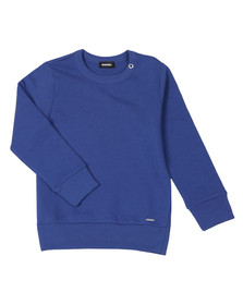 Diesel Boys Blue Sitro Sweat