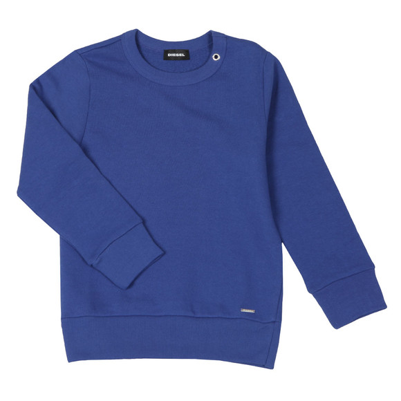 Diesel Boys Blue Sitro Sweat main image