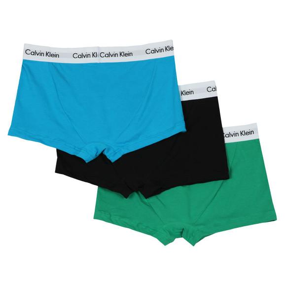 Calvin Klein Mens Black 3 Pack Trunks main image