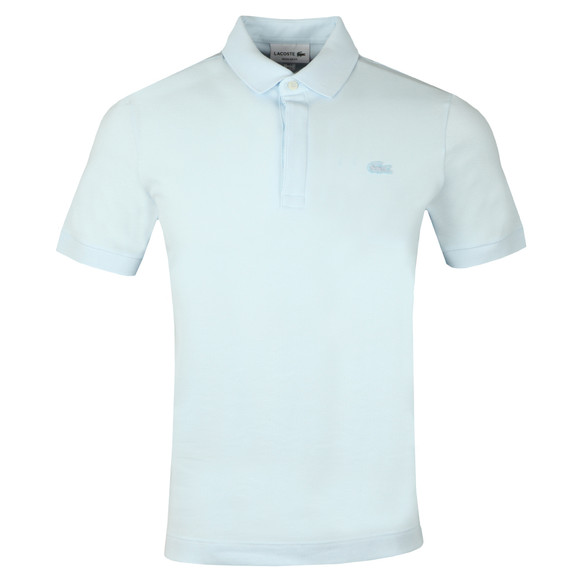 Lacoste Mens Blue PH5522 Paris SS Polo main image