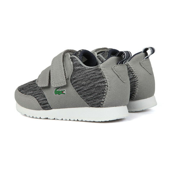 Lacoste Sport Boys Grey Boys Light 118 Trainer main image
