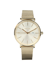 Paul Smith Mens Gold Petit Track 38mm Watch