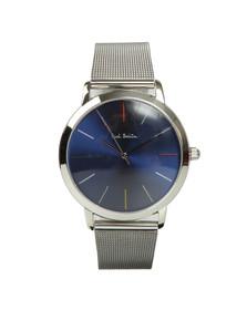 Paul Smith Mens Blue MA 41MM Watch