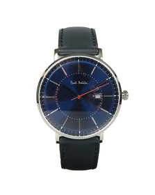 Paul Smith Mens Blue Track 42mm Watch