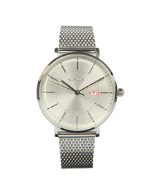Paul Smith Mens Silver Petit Track 38mm Watch