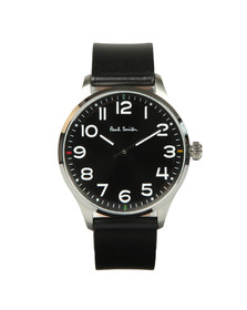 Paul Smith Mens Black Tempo 41mm Watch