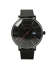 Paul Smith Mens Black Track 42mm Watch