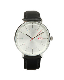 Paul Smith Mens Silver Track 42mm Watch