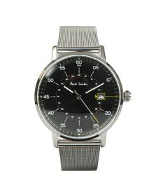 Paul Smith Mens Black Gauge 41mm Watch