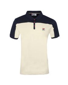 Fila Mens Blue Mivvi Polo Shirt