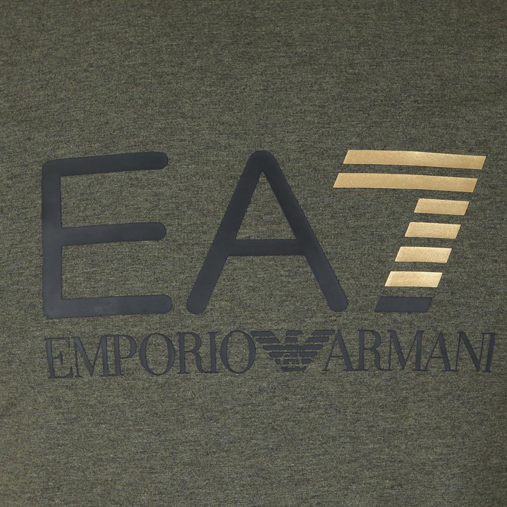 Large Chest Logo T-Shirt main image