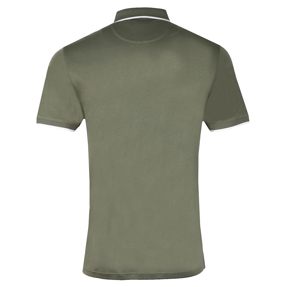 Jelly Flat Knit Collar Polo Shirt main image