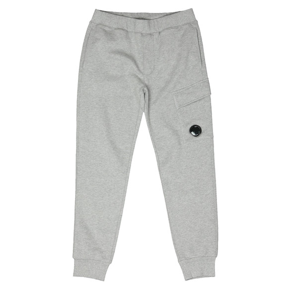 C.P. Company Mens Grey Viewfinder Pocket Jogger main image