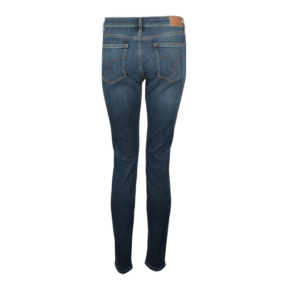 Skinny High Rise Jean main image
