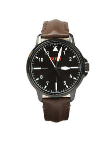 BOSS Mens Brown Casual Chicago Watch