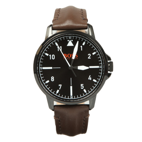 BOSS Mens Brown Casual Chicago Watch main image