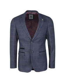 Marc Darcy Mens Blue Harry Jacket