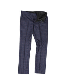 Marc Darcy Mens Blue Harry Trouser