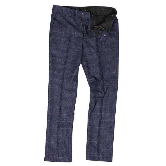Marc Darcy Mens Blue Harry Trouser main image
