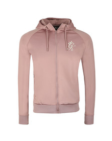 Gym King Mens Pink Omar Poly Track Top