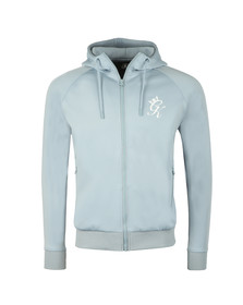 Gym King Mens Blue Omar Poly Track Top