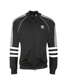 Adidas Originals Mens Black Authentic Track Top
