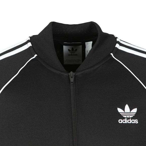 adidas Originals Mens Black Authentic Track Top main image