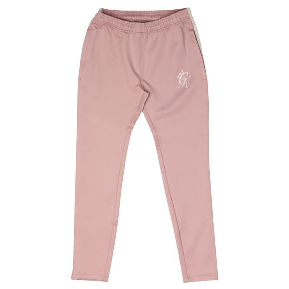 Gym King Mens Pink Ellis Poly Pant main image