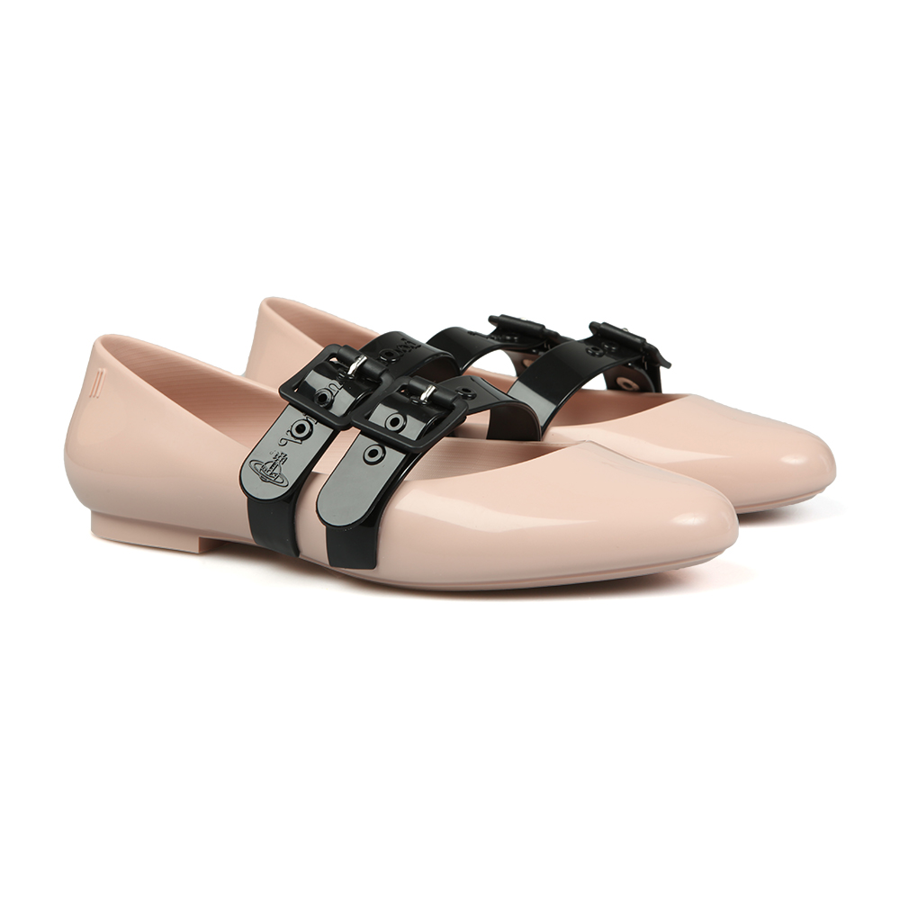 Doll Contrast Shoe main image