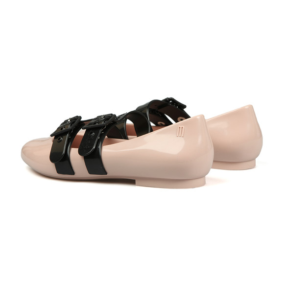 Vivienne Westwood Anglomania X Melissa Womens Pink Doll Contrast Shoe main image
