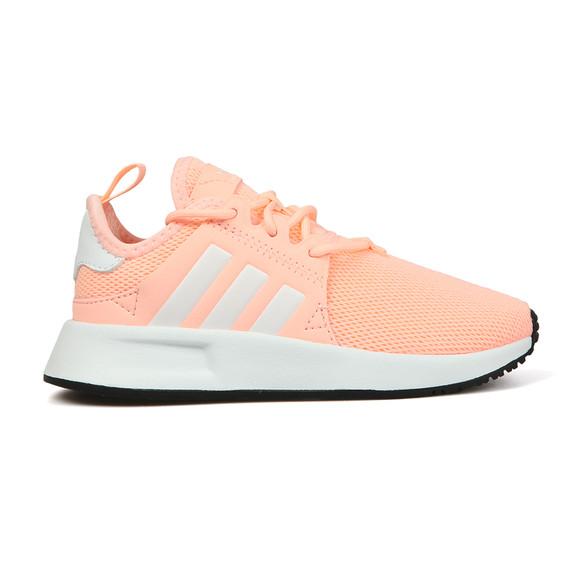 adidas Originals Girls Pink X_PLR Trainer main image