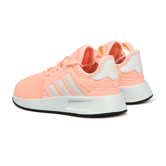 Adidas Originals Girls Pink X_PLR Trainer main image