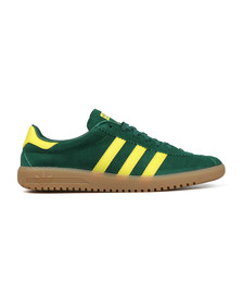 Adidas Originals Mens Green Bermuda Trainer