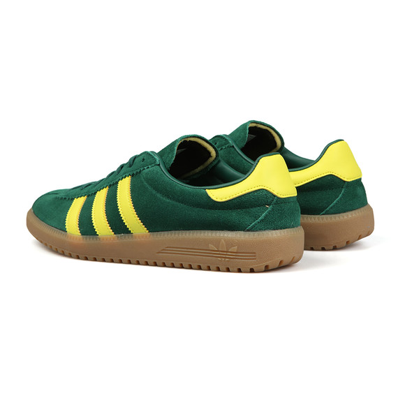 adidas Originals Mens Green Bermuda Trainer main image