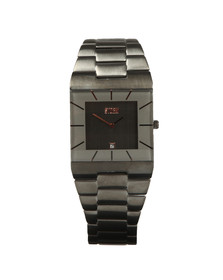 Storm Mens Silver Omari XL Watch