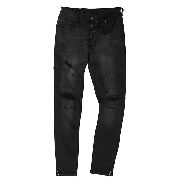 Kings Will Dream Mens Black Barno Denim Jean main image