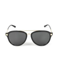 Versace Mens Black VE4341 Sunglasses
