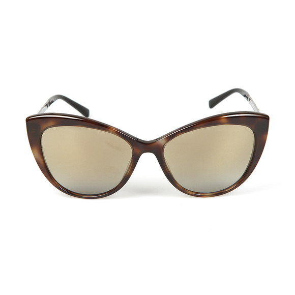 Versace Womens Brown VE4348 Sunglasses