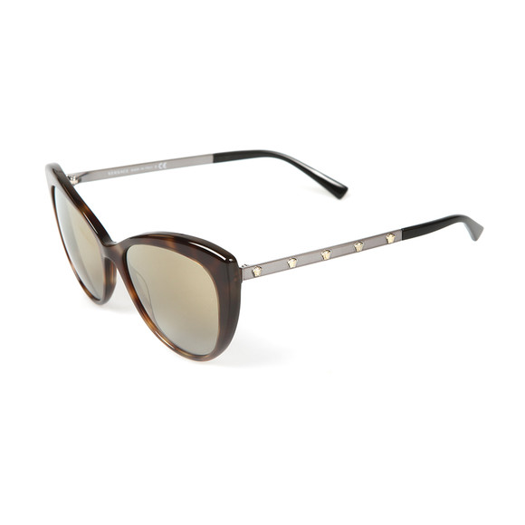 Versace Womens Brown VE4348 Sunglasses main image