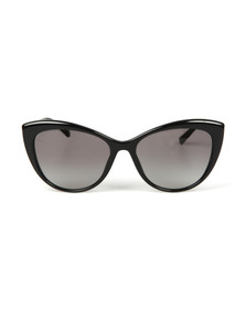 Versace Womens Black VE4348 Sunglasses