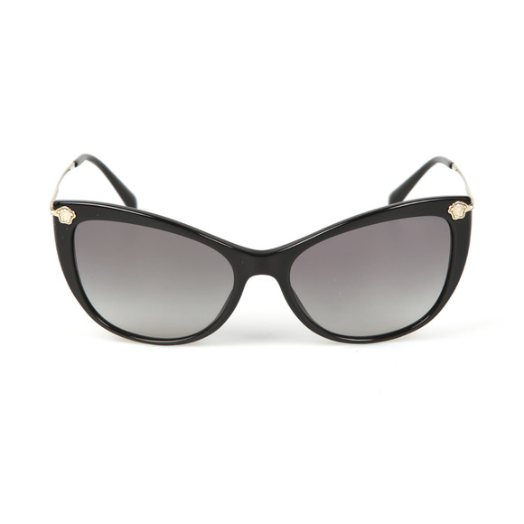 Versace Womens Black VE4345B Sunglasses main image